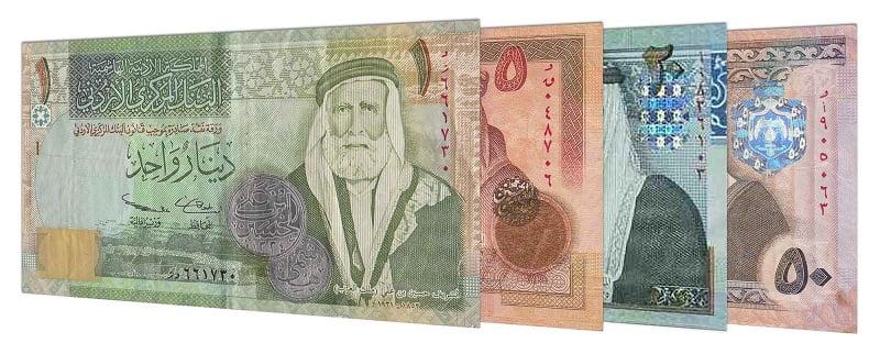 Jordanian Dinar