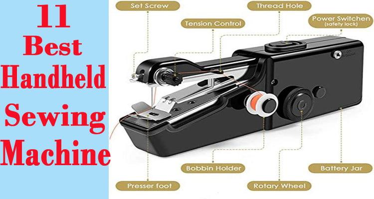 Handled Sewing Machine